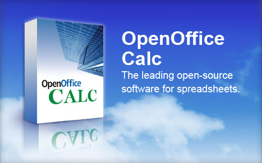 OpenOffice Calc is a free open-source office suite.