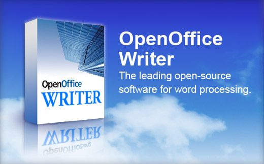 OpenOffice Writer is a free open-source office suite.